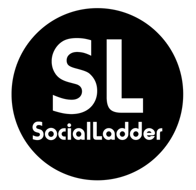 Social ladder logo